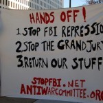 U.S. Attorney Patrick Fitzgerald Expands Witch Hunt — FBI Delivers Subpoenas to Four More anti-War, Solidarity Activists