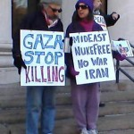 New Haven Peace Council Demands End to Israeli Occupation of Palestine