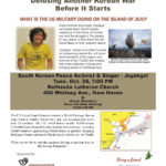 Defusing Another Korean War
